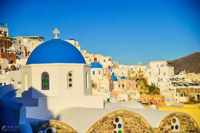 希腊+双岛+德尔菲奥莱7晚10天(国航/雅典卫城/OIA小镇/名品奥特莱斯)