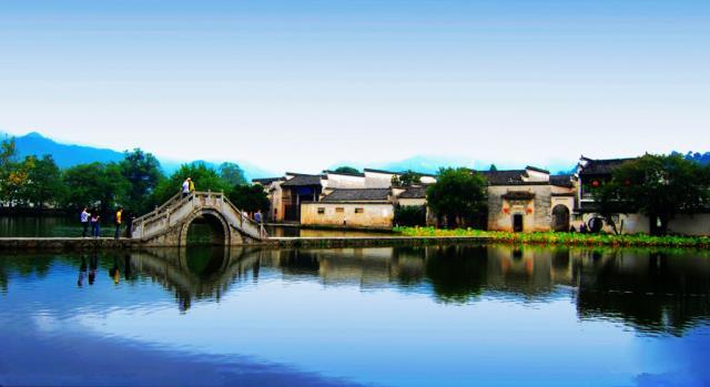 【名山秀水古村】黄山、千岛湖、西递、宏村  纯玩 双高五日游