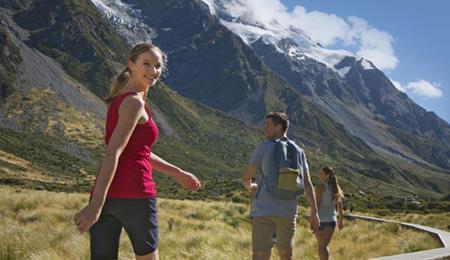 【超值】【全国联运】新西兰南北岛经典9天(东航直飞+峡湾国家公园+毛利文化村+蒂阿瑙海鲜晚餐)