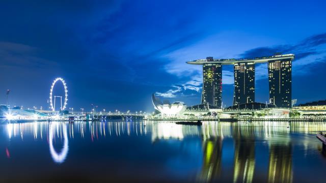 新加坡4晚5日跟团游(MI直飞,全程四星,鱼尾狮,滨海湾花园,乌节路DFS免税店,金沙娱乐城,空中花园,娘惹体验馆,圣淘沙海洋馆,纯玩无购物)