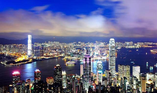 香港3晚4日自由行【随心游】<港龙/东方往返-5星航空,市中心酒店-香港如心海景,团签(L签)可现询>★★★★★